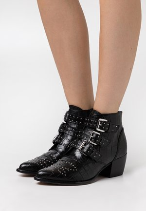 BENNEVIS - Ankle boots - black
