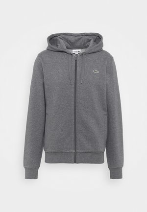 CLASSIC HOODIE - Zip-up hoodie - pitch chine/graphite sombre
