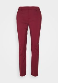 Vero Moda - VMLEAH CLASSIC PANT - Kalhoty - cabernet - 5