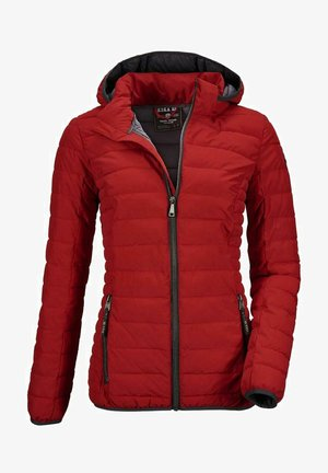 VENTOSO QUILTED D - Winter jacket - rot