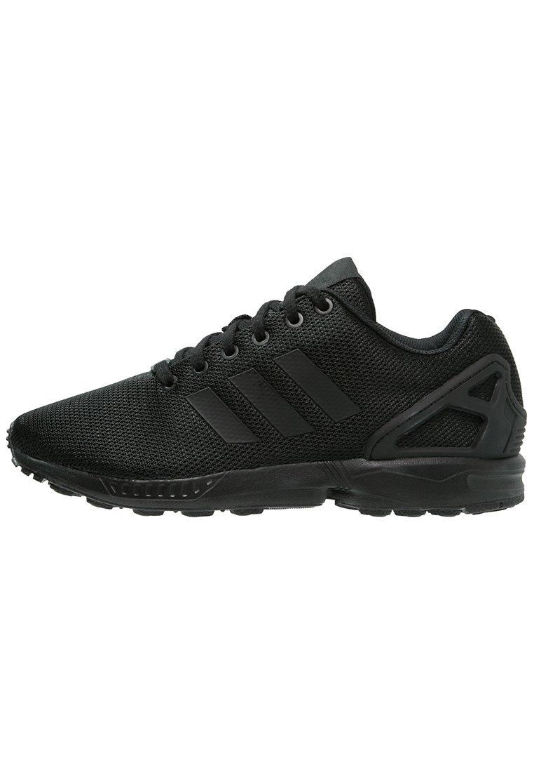 adidas Originals ZX FLUX - Baskets basses - schwarz/noir - ZALANDO.FR