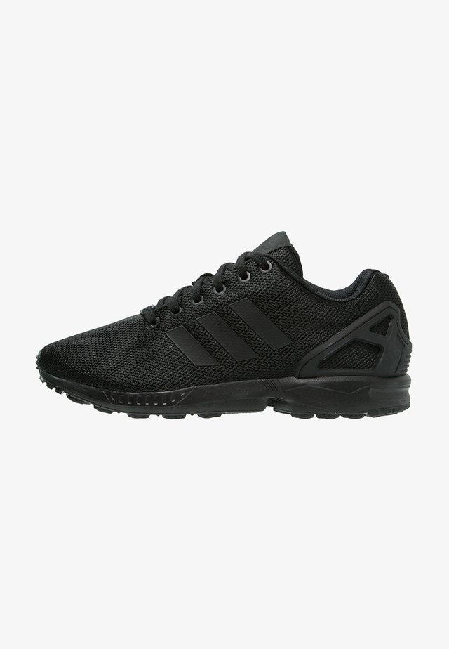 ZX FLUX - Sneaker low - schwarz
