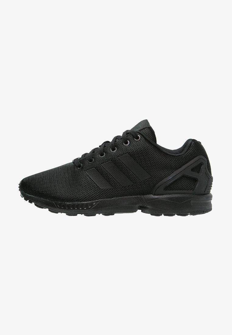 adidas Originals - ZX FLUX - Trainers - schwarz