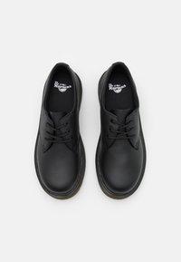 Dr. Martens - 1461 UNISEX - Lace-ups - black softy - 3