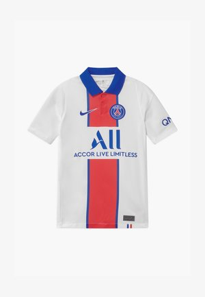 PARIS ST GERMAIN - Artykuły klubowe - white/old royal