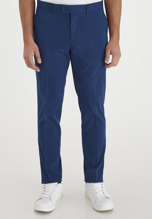 PIHL SUIT PANTS - Pantalon - estate blue
