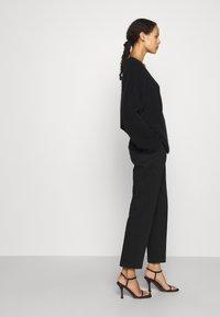 Pinko - ARIEL  - Kalhoty - black - 4