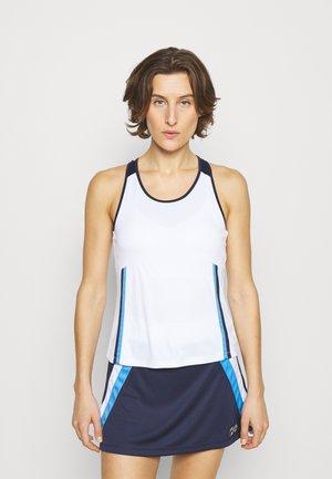 SKORT LINA - Sports skirt - peacoat