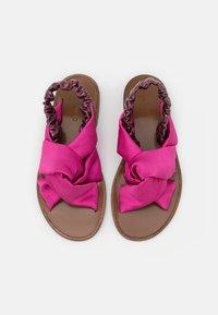 Pinko - GLICINE RASO - Sandals - fuchsia - 5