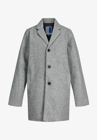 Jack & Jones Junior - Short coat - medium grey melange - 6