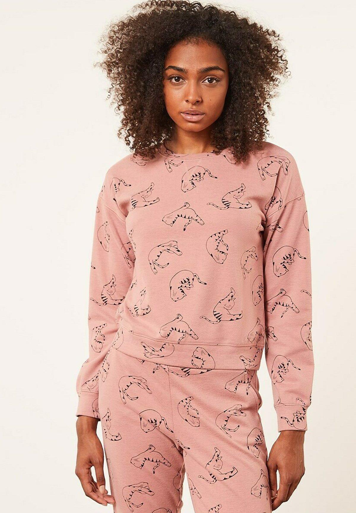 Femme YAVIE - Haut de pyjama