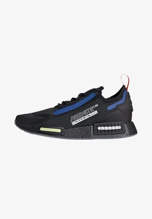 NMD_R1 SPECTOO UNISEX - Trainers - core black/yellow tint