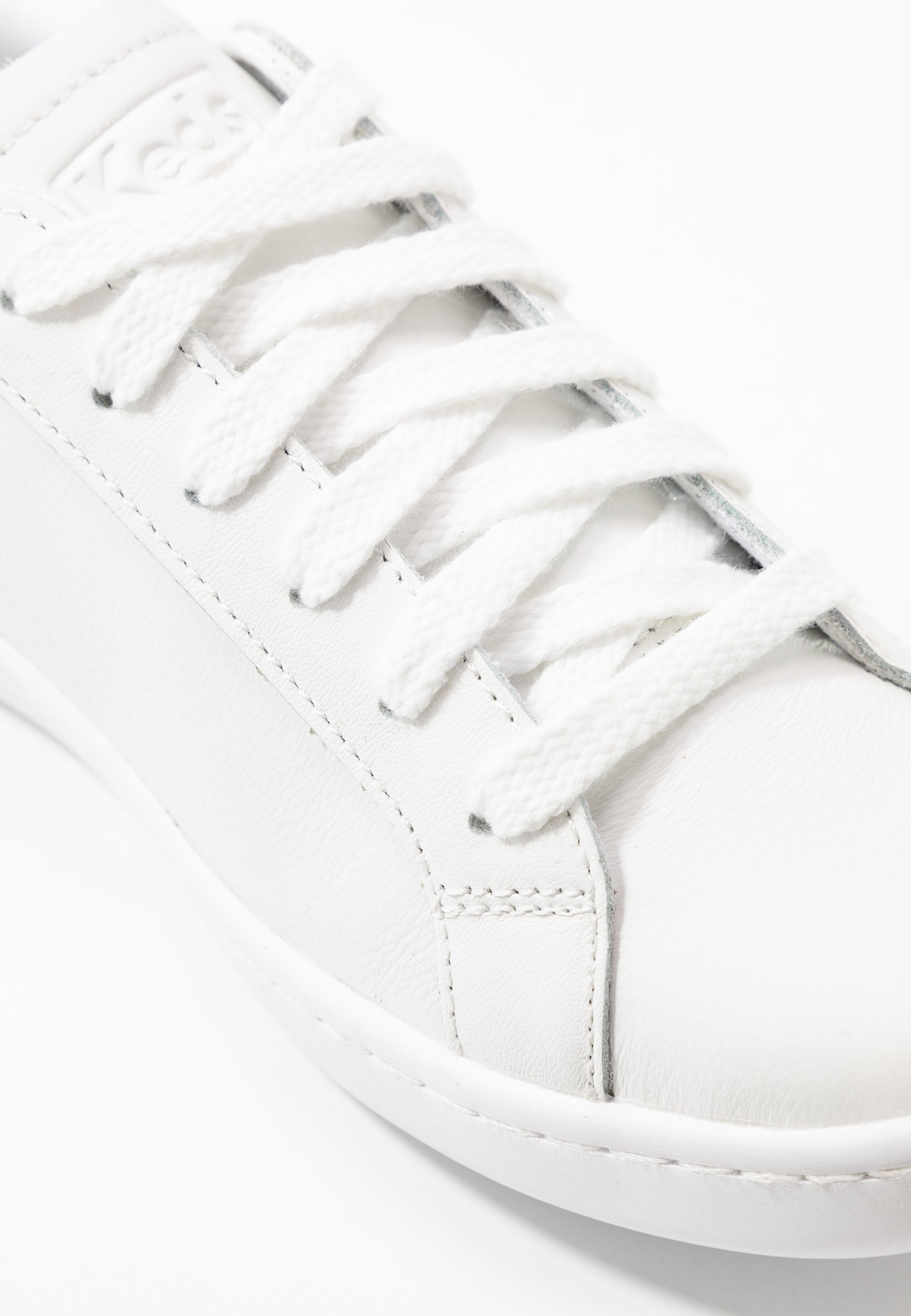 Keds Ace - Sneakers White/neon Yellow
