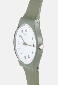 Swatch - ISIKHATHI - Reloj - matte green - 3