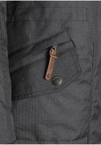 Desires - KURZJACKE BELLISSA - Winter jacket - dark grey - 2