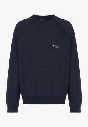 Sweater - maritime blue