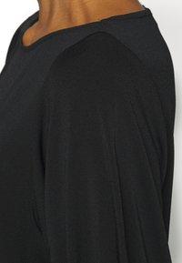 Opus - SPELA - T-Shirt print - black - 5