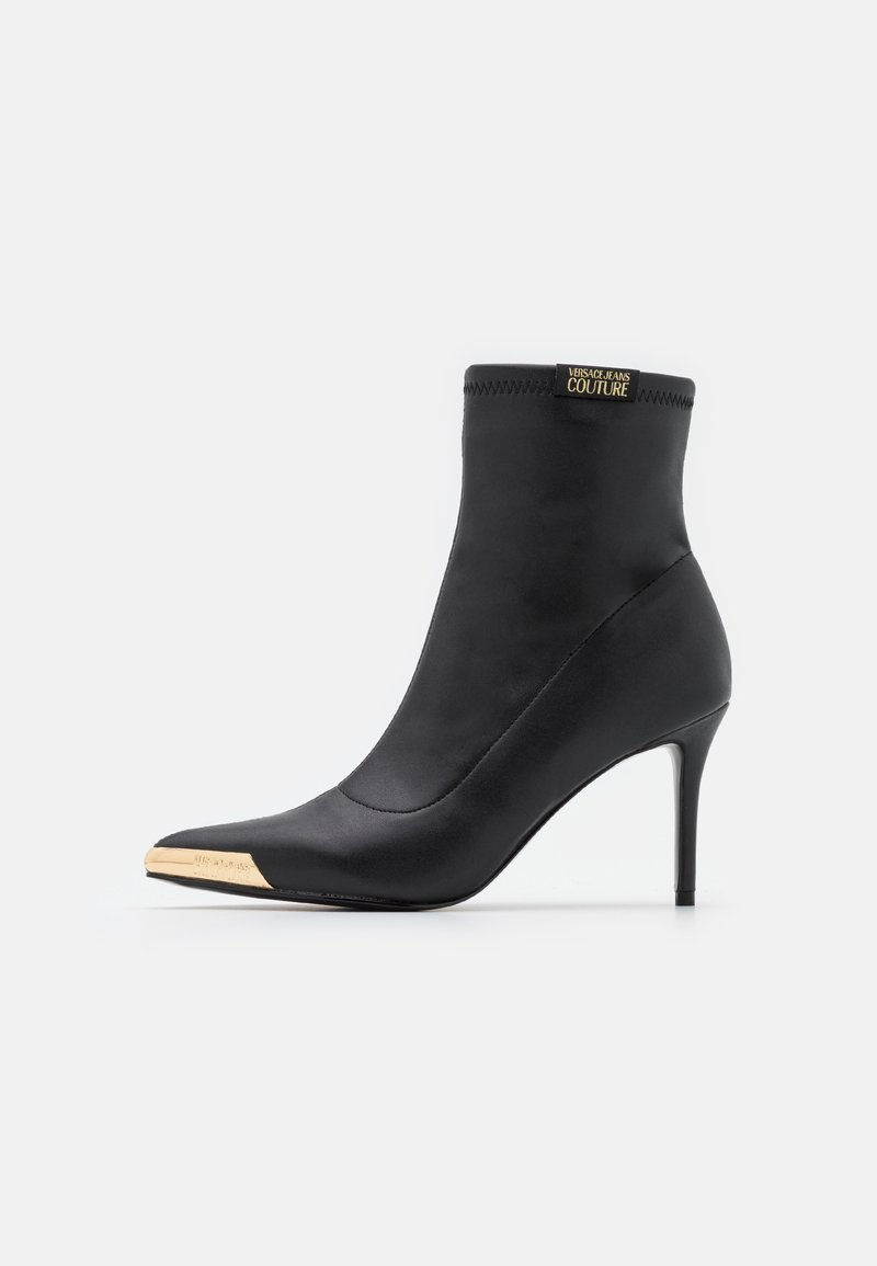 Versace Jeans Couture - Classic ankle boots - nero