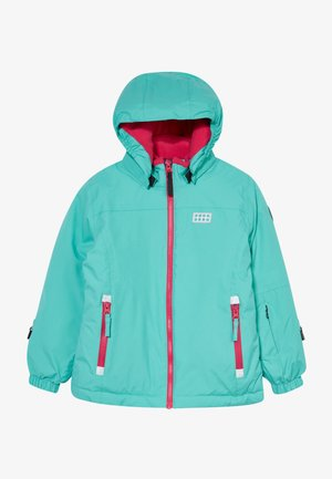 LWJODIE 714 - Kurtka snowboardowa - light green