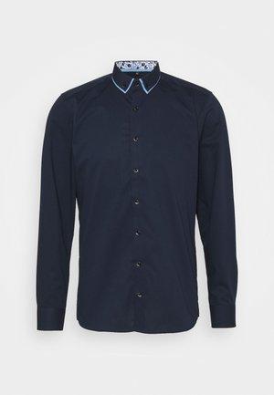 LEVEL 5 - Formal shirt - kobalt