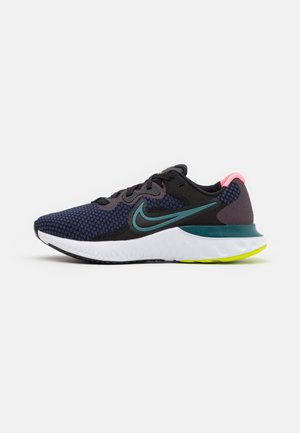 RENEW RUN 2 - Chaussures de running neutres - black/blackened blue/dark teal green