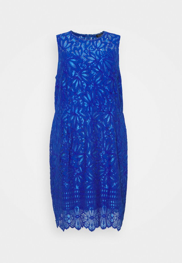DRESS - Cocktail dress / Party dress - cobalt