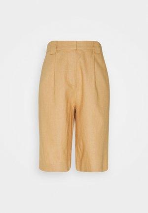 YASFANA - Shorts - sandstorm