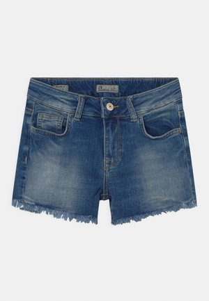 PAMELA - Denim shorts - lilliane wash