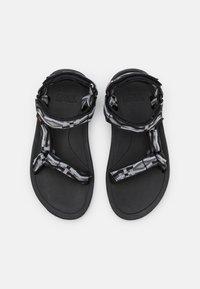 Teva - HURRICANE XLT 2 UNISEX - Walking sandals - toro black - 3