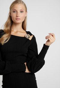 Just Cavalli - Day dress - black - 3
