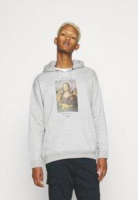 Nominal - MONA LISA HOOD - Sweatshirt - grey marl - 0