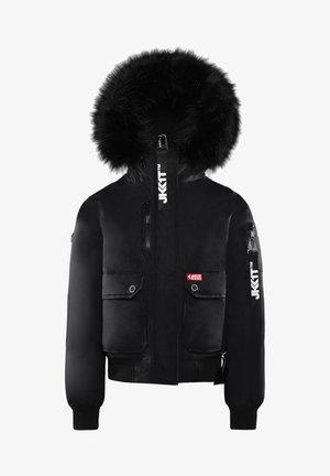 MOUNTAIN - Down jacket - black