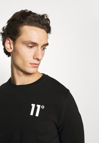 11 DEGREES - CORE - Long sleeved top - black - 3