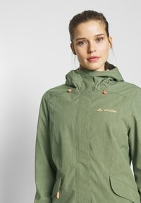 Vaude - ROSEMOOR - Hardshell jacket - cedar wood - 3
