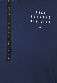 Nike Performance - RUN DIVISION FLASH - Sports shirt - midnight navy/reflective silver - 2