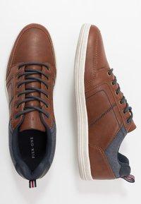 Pier One - Sneakers laag - cognac - 1