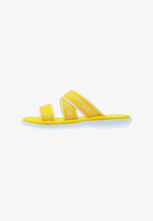 STYLE CINTA  - Mules - amarillo