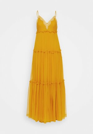 DRESS - Maxi šaty - orange