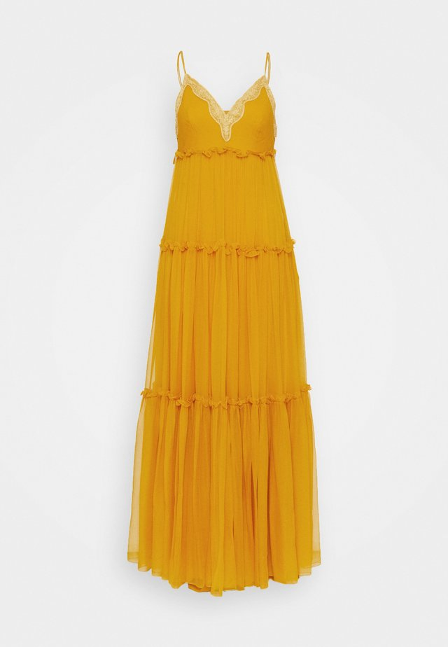 DRESS - Maxikjoler - orange