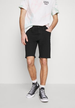 TAPER - Denim shorts - eight ball
