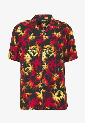 PALM CHEMISE - Skjorta - multicolore/red