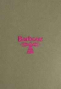 Barbour Beacon - Piké - light moss - 2