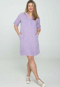 Paprika - Day dress - lilac - 1