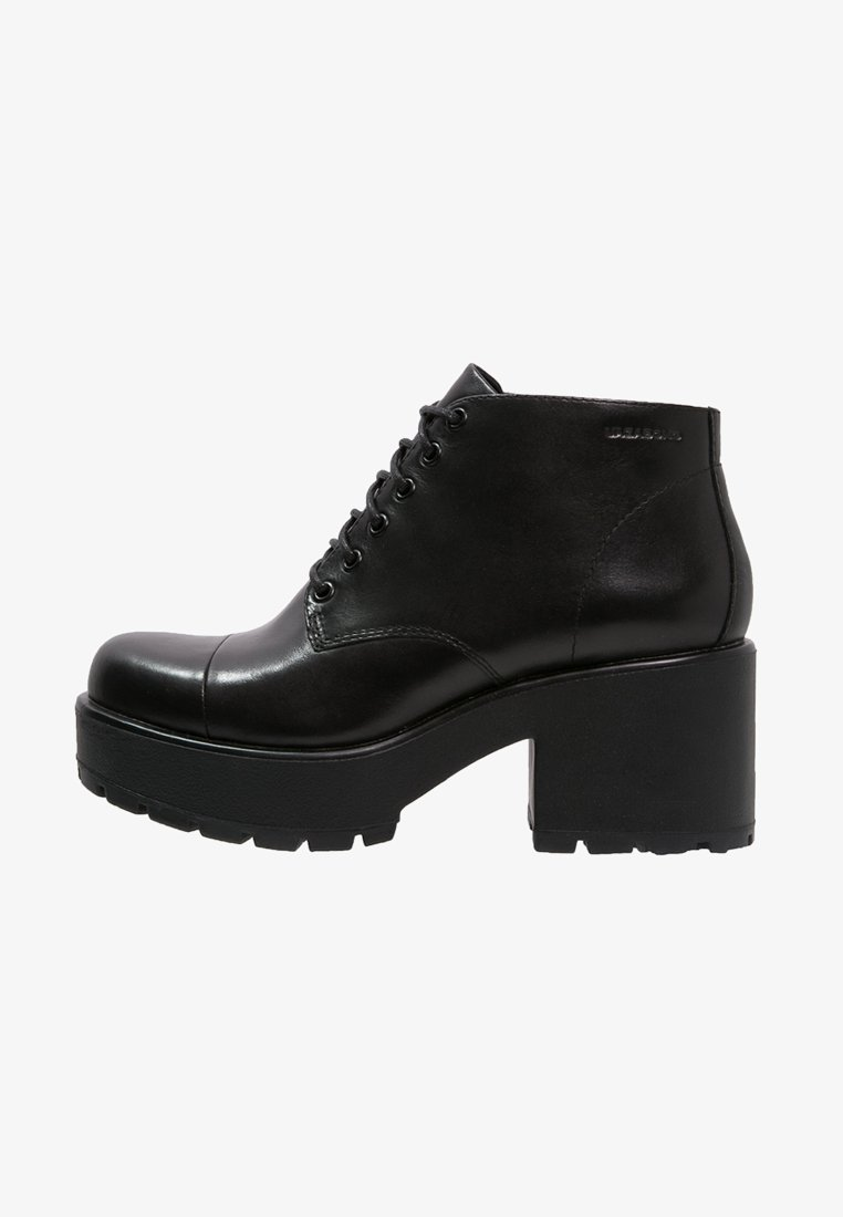 Vagabond - DIOON - Platform ankle boots - black