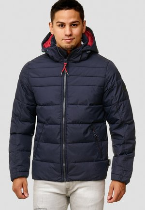PHILPOT - Winter jacket - navy