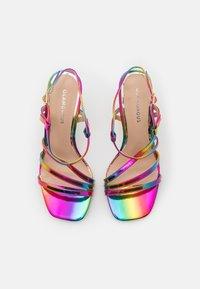 Glamorous - Sandály - rainbow - 5