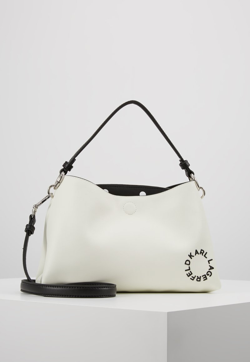 KARL LAGERFELD - Håndtasker - white