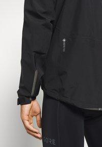 Gore Wear - PACLITE® JACKE - Hardshell jacket - black - 5