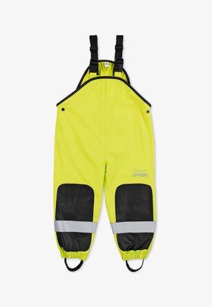 FUNKTIONS-REGENHOSE - Rain trousers - hellgrün
