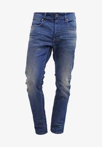 G-Star - 3301 SLIM - Jeans Slim Fit - medium aged - 6
